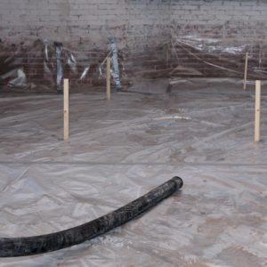 een schuimbetonvloer vervangt uw houten vloer