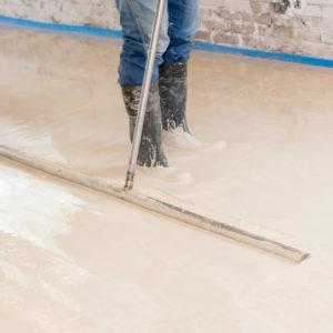 Een anydrietvloer is onderdeel van het Top Renovloer concept